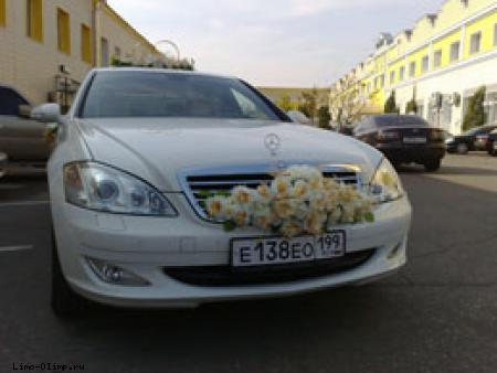 Седан Mersedes S 500 W221